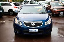 2014 Holden Cruze JH Series II MY14 CD Sportwagon Blue 6 Speed Sports Automatic Wagon Cannington Canning Area Preview