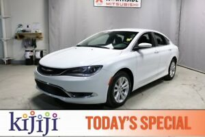 2016 Chrysler 200 LIMITED A/C,