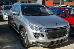 2016 Peugeot 4008 MY15 Active 4WD Silver 6 Speed Constant Variable Wagon Lake Wendouree Ballarat City Preview