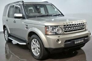 2010 Land Rover Discovery 4 Series 4 TDV6 Gold Sports Automatic Wagon Lansvale Liverpool Area Preview