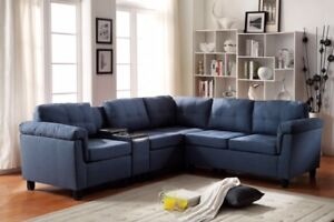 Huge warehouse sale on sectionals and sofa set