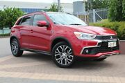 2017 Mitsubishi ASX XC MY17 LS 2WD Red 6 Speed Constant Variable Wagon Wayville Unley Area Preview