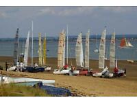 CHEAP FIRST CARAVAN, Steeple Bay, Maldon, Southend, Essex, Hit the Link-->