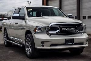 LIKE NEW! AMAZING RAM 1500 LARAMIE - 4x4, Tons of Options, Lthr