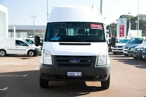 2008 Ford Transit VM High Roof LWB White 6 Speed Manual Van Cannington Canning Area Preview
