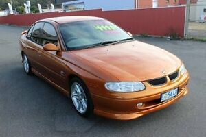 1999 Holden Commodore VT SS Gold 4 Speed Automatic Sedan Burnie Burnie Area Preview