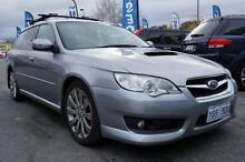 2007 Subaru Liberty GT AWD Spec.B Grey 6 Speed Manual Wagon Pearce Woden Valley Preview