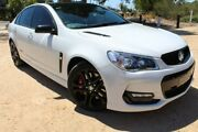 2017 Holden Commodore VF II MY17 SS V Redline White 6 Speed Sports Automatic Sedan Thebarton West Torrens Area Preview