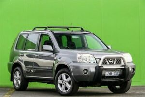 2007 Nissan X-Trail T30 II MY06 ST-S Grey 4 Speed Automatic Wagon Ringwood East Maroondah Area Preview