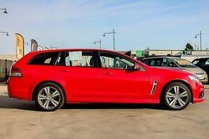 2014 Holden Commodore VF MY14 SV6 Sportwagon Red 6 Speed Sports Automatic Wagon Pakenham Cardinia Area Preview