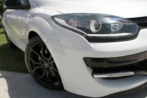 2015 Renault Megane III D95 Phase 2 R.S. 265 Cup Premium White 6 Speed Manual Coupe