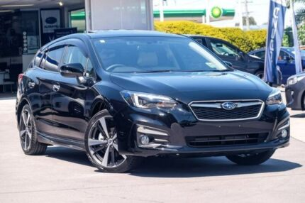 2017 Subaru Impreza G5 MY17 2.0i-S CVT AWD Black 7 Speed Constant Variable Hatchback Burpengary Caboolture Area Preview