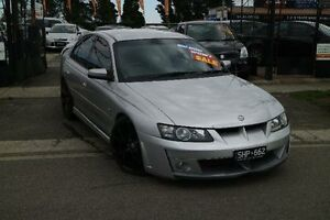 2003 Holden Special Vehicles Clubsport YII R8 Silver 4 Speed Automatic Sedan Brooklyn Brimbank Area Preview
