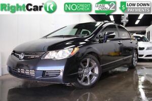 Acura CSX LTHR ROOF AUTO - $0dwn/$148biwk - No Credit Checks!