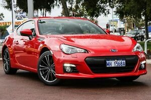 2016 Subaru BRZ Z1 MY16 Red 6 Speed Sports Automatic Coupe Wilson Canning Area Preview