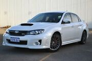 2012 Subaru Impreza G3 MY12 WRX AWD White 5 Speed Manual Sedan Woodbridge Swan Area Preview