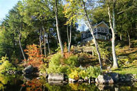 MUSKOKA - Moon River New Cottage - Book now for summer 2015