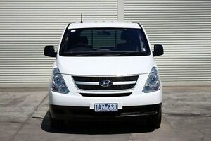 2014 Hyundai iLOAD TQ2-V MY14 White 5 Speed Automatic Van Seaford Frankston Area Preview