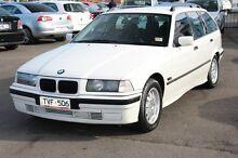 1997 BMW 318IS E36 White 4 Speed Automatic Sedan Heatherton Kingston Area Preview