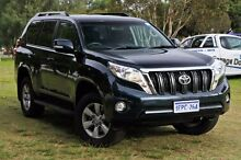 2014 Toyota Landcruiser Prado KDJ150R MY14 GXL Black 5 Speed Sports Automatic Wagon East Rockingham Rockingham Area Preview