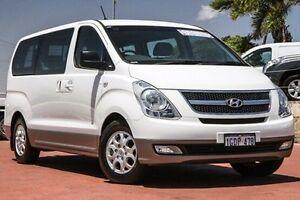 2014 Hyundai iMAX TQ-W MY13 White 5 Speed Automatic Wagon Spearwood Cockburn Area Preview