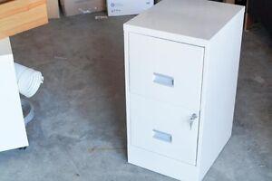 2 drawer filing cabinet steel