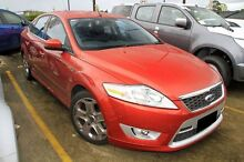 2007 Ford Mondeo MA XR5 Turbo Tango 6 Speed Manual Hatchback Buderim Maroochydore Area Preview