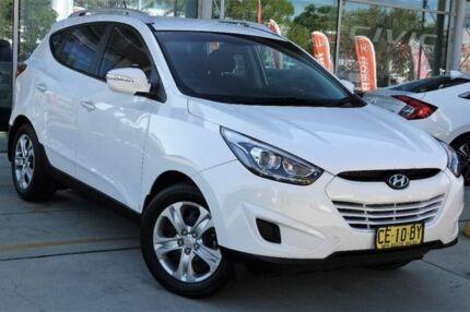 2015 Hyundai ix35 LM3 MY15 Active White 6 Speed Sports Automatic Wagon Belconnen Belconnen Area Preview