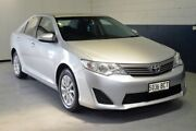 2012 Toyota Camry ASV50R Altise Silver 6 Speed Sports Automatic Sedan Prospect Prospect Area Preview
