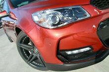 2015 Holden Commodore VF MY15 SV6 Red 6 Speed Sports Automatic Sedan Pennant Hills Hornsby Area Preview