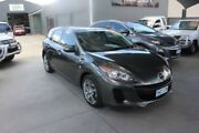 2011 Mazda 3 BL 11 Upgrade Neo Grey 6 Speed Manual Hatchback Mitchell Gungahlin Area Preview