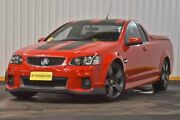 2012 Holden Ute VE II SS Thunder Red/Black 6 Speed Manual Utility Hendra Brisbane North East Preview