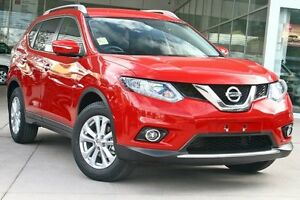 2015 Nissan X-Trail T32 ST-L X-tronic 2WD Red 7 Speed Constant Variable Wagon Osborne Park Stirling Area Preview
