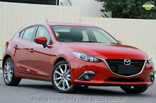 2015 Mazda 3 BM5438 SP25 SKYACTIV-Drive Soul Red 6 Speed Sports Automatic Hatchback Liverpool Liverpool Area Preview