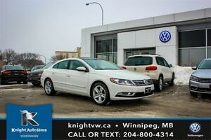 2013 Volkswagen CC w/ Leather/Sunroof