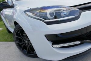 2014 Renault Megane III D95 Phase 2 R.S. 265 Cup White 6 Speed Manual Coupe