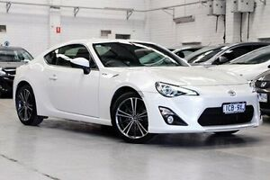 2014 Toyota 86 ZN6 GTS White 6 Speed Manual Coupe Doncaster Manningham Area Preview