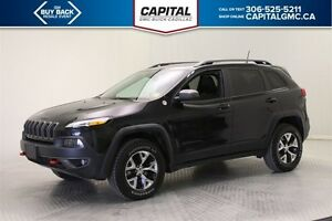 2016 Jeep Cherokee Trail hawk 4WD *Navigation-Sunroof-Back Up Ca