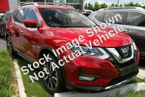 2019 Nissan X-Trail Ruby Red Automatic Castle Hill The Hills District Preview