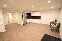 Newly renovated walk-up basement in Panorama