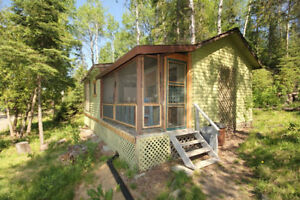 Waterfront cottage rentals - 1, 2 & 3 Bedrms - Marten River, ON