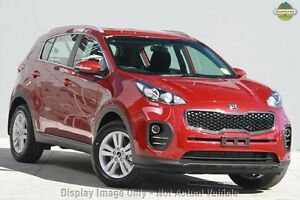 2016 Kia Sportage QL SI (FWD) Fiery Red 6 Speed Automatic Wagon Waitara Hornsby Area Preview