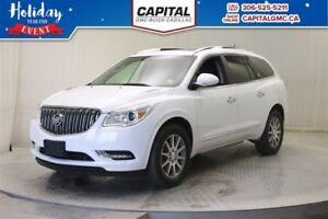 2017 Buick Enclave Leather AWD*Sunroof-7 Passenger Seating*