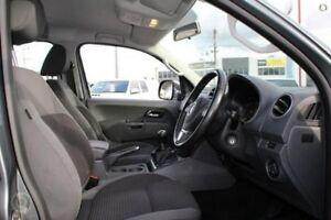 2013 Volkswagen Amarok Grey Manual Utility