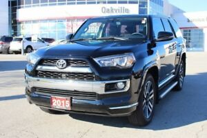 2015 Toyota 4Runner Limited w/Navigation & Leather