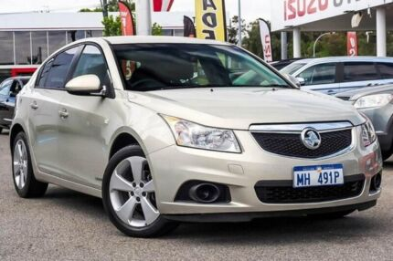 2012 Holden Cruze JH Series II MY13 Equipe Gold 6 Speed Sports Automatic Hatchback Osborne Park Stirling Area Preview