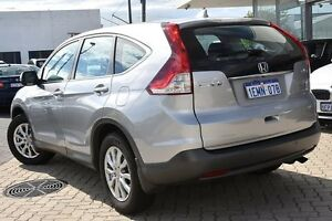 2014 Honda CR-V RM MY15 VTi Silver 5 Speed Automatic Wagon Victoria Park Victoria Park Area Preview