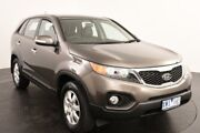 2010 Kia Sorento XM Bronze Auto Seq Sportshift Warrnambool Warrnambool City Preview