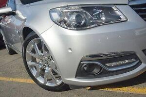 2013 Holden Calais VF V Silver 6 Speed Automatic Sportswagon Homebush Strathfield Area Preview