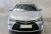 2015 Toyota Camry ASV50R Atara SL Blue 6 Speed Sports Automatic Sedan Port Melbourne Port Phillip Preview